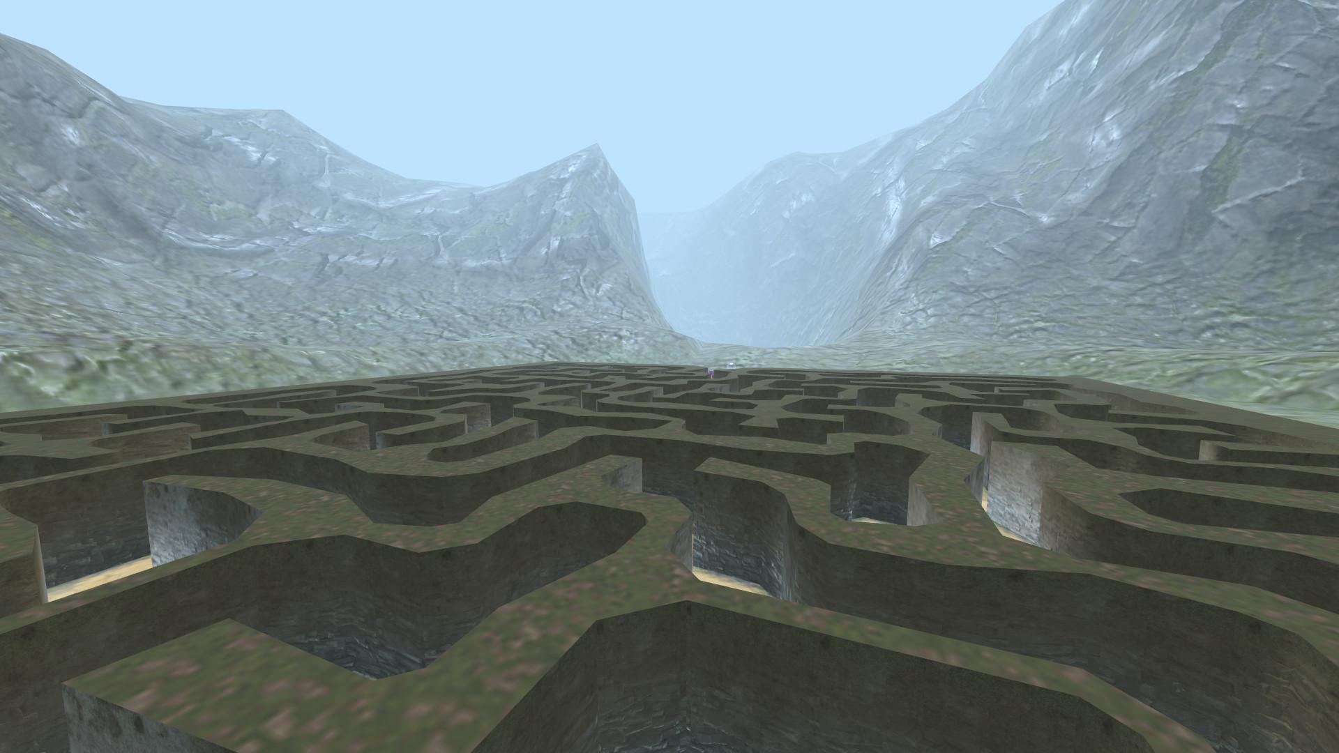 IMBRSea Maze