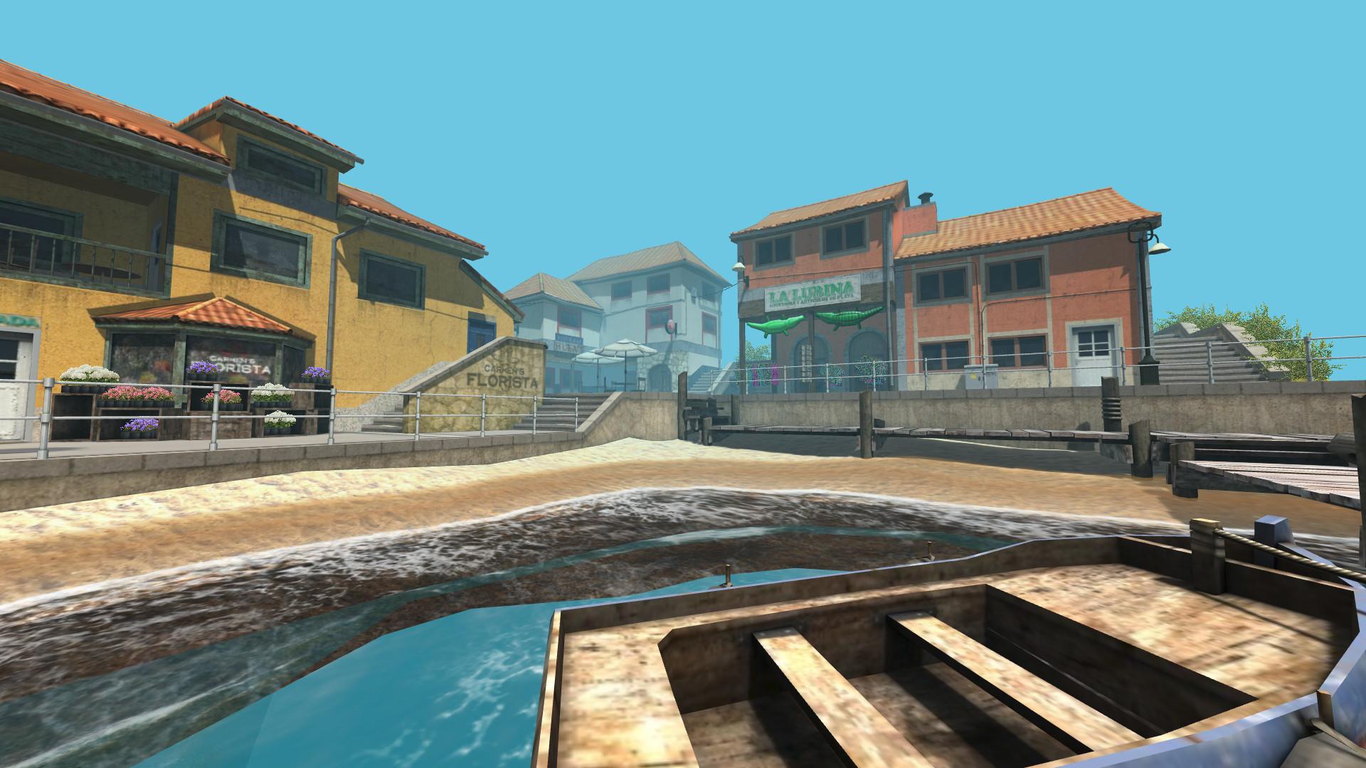 IMBRSea docks